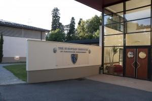 EIPM building - entrance