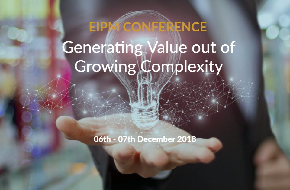 2018 EIPM Conference banner